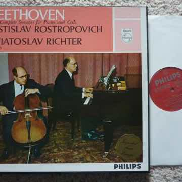 BEETHOVEN SONATA FOR PIANO AND CELLO