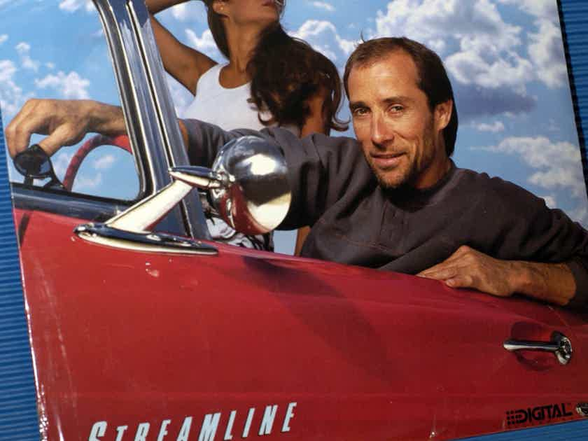 "LEE GREENWOOD   - ""Streamline"" -  MCA 1985 SEALED!"