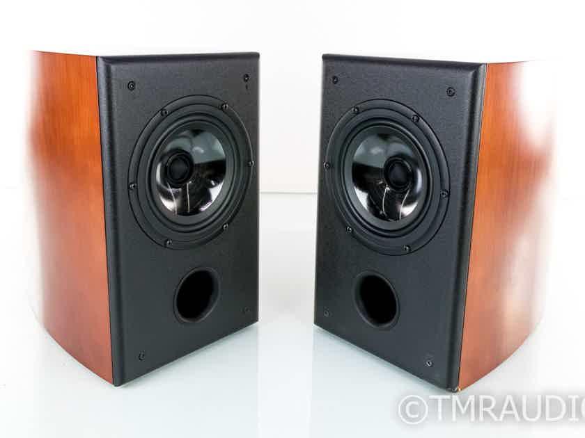 Von Schweikert Unifield 1 Mk 2 Bookshelf Speakers; Cherry Pair (19497)