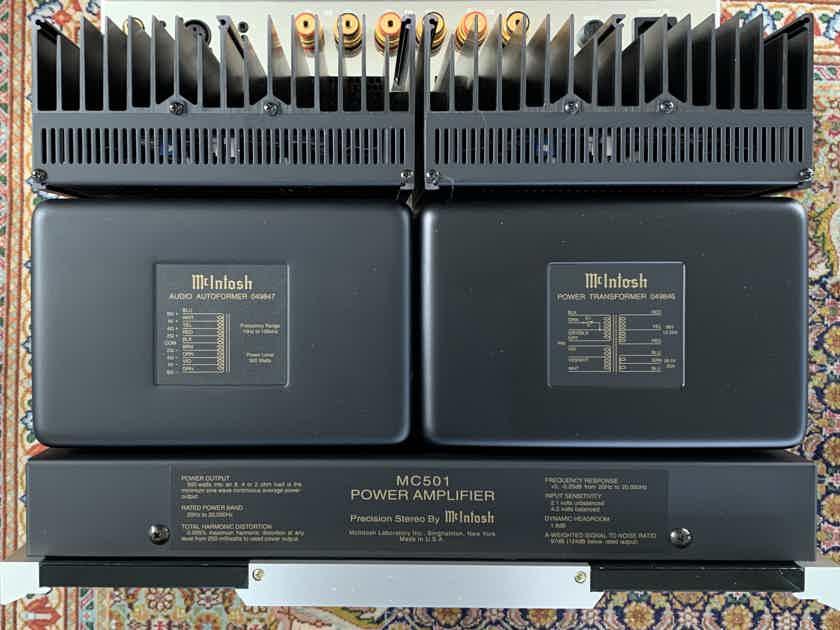 McIntosh MC-501