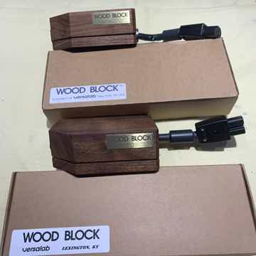 Versalab Wood Blocks