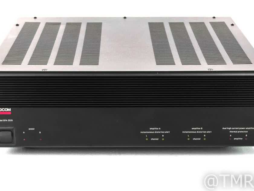Adcom GFA-2535 4 Channel Power Amplifier; GFA2535 (29018)