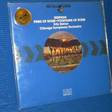"RESPIGHI / Reiner  - ""Pines of Rome"" - RCA .5 Audiophil..."