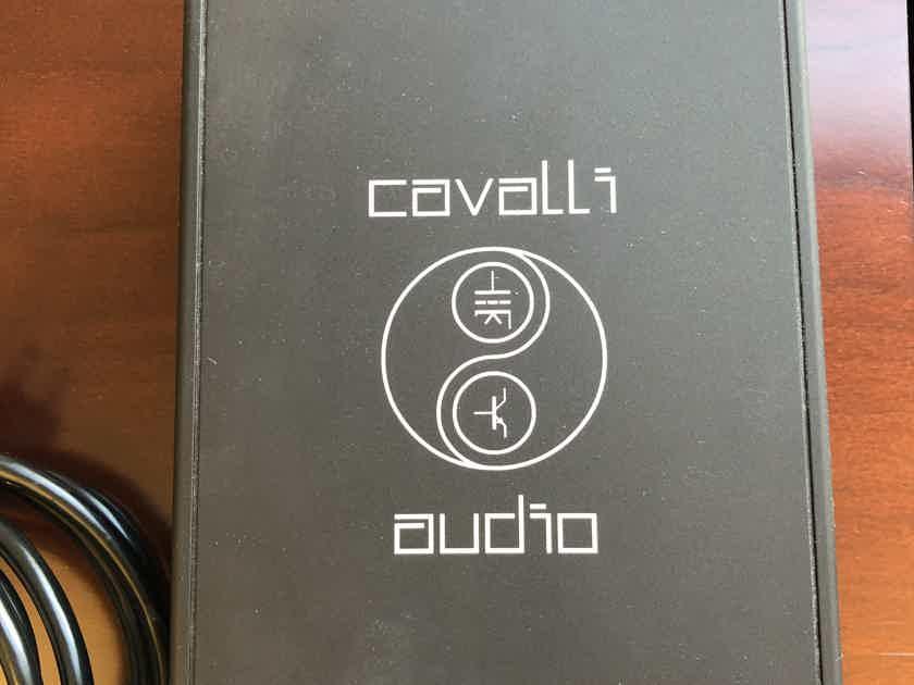 Cavalli Audio Liquid Carbon 2.0 Balanced Headphone Amp