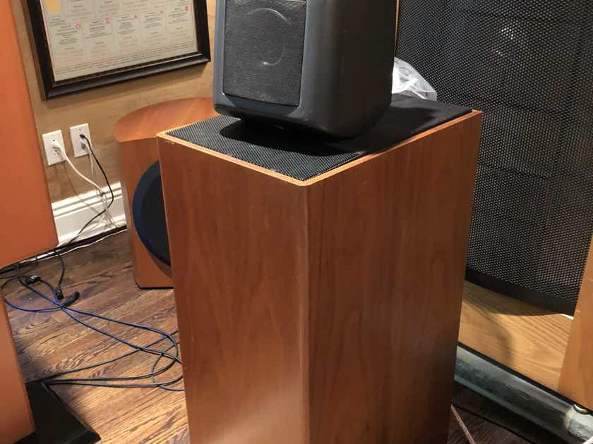 KEF Reference 107 Vintage Speakers, Fully Restored