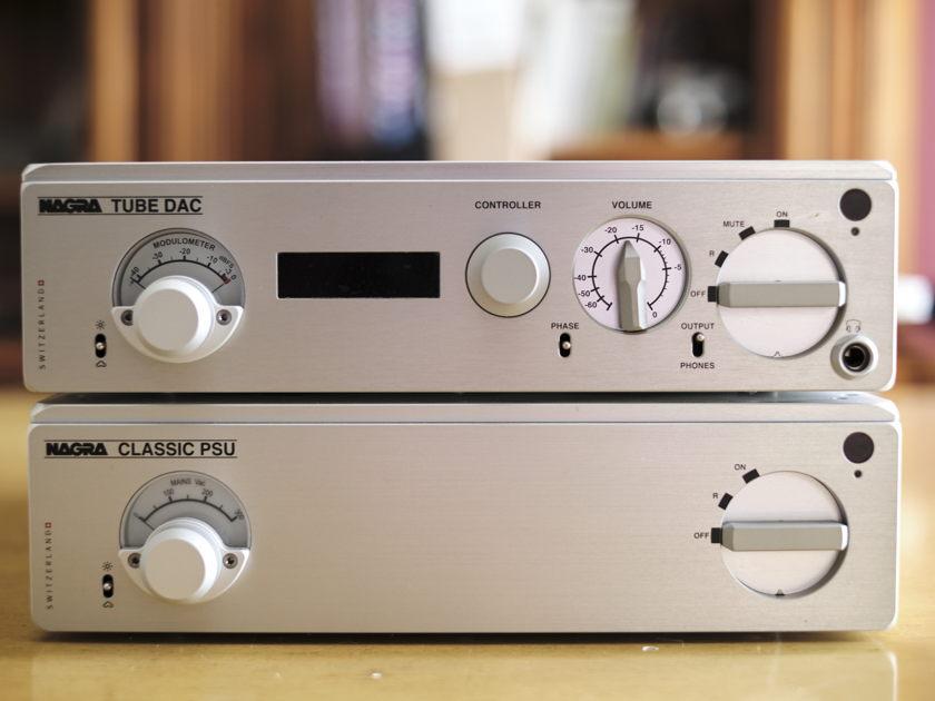 Nagra Tube DAC with Classic PSU