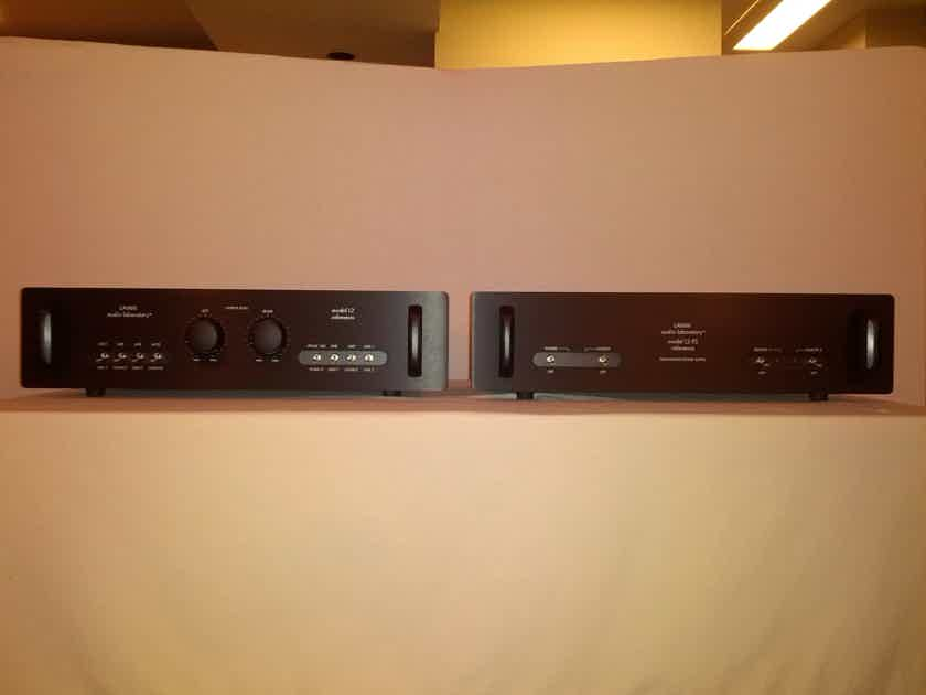 Lamm Industries L-2 Reference Preamplifier - World-class!