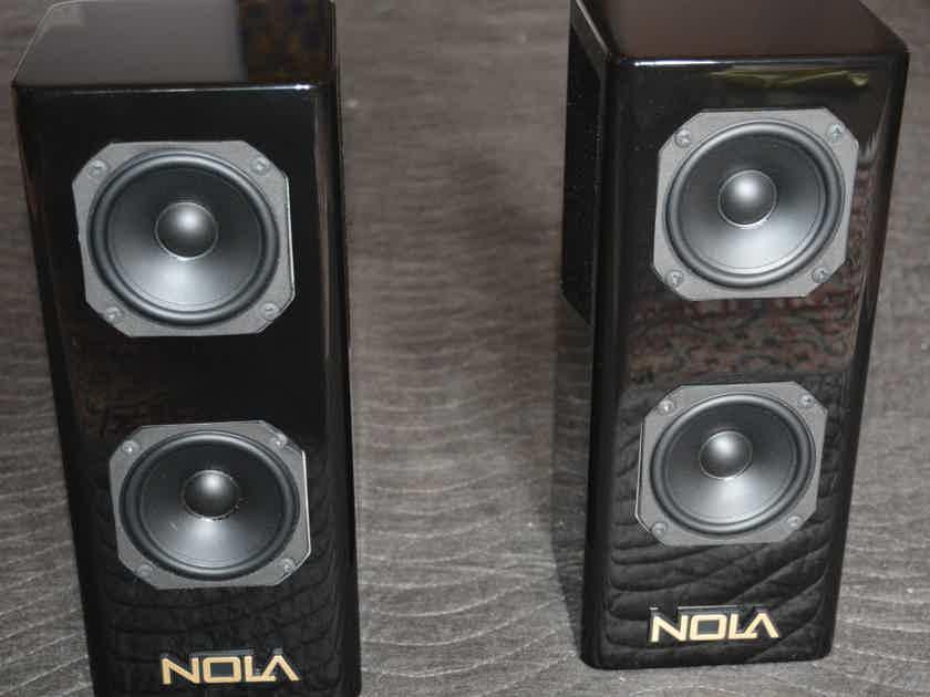 Nola Speakers Brio Trio Satellite/Subwoofer