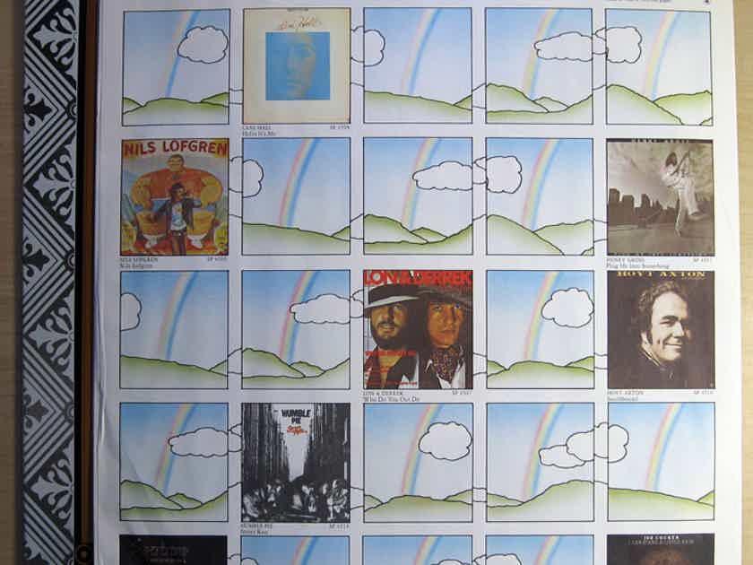 Chuck Mangione - Bellavia - 1975 A&M Records SP-4557
