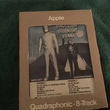 Ringo Starr Goodnight Vienna Apple Records Quadraphonic...