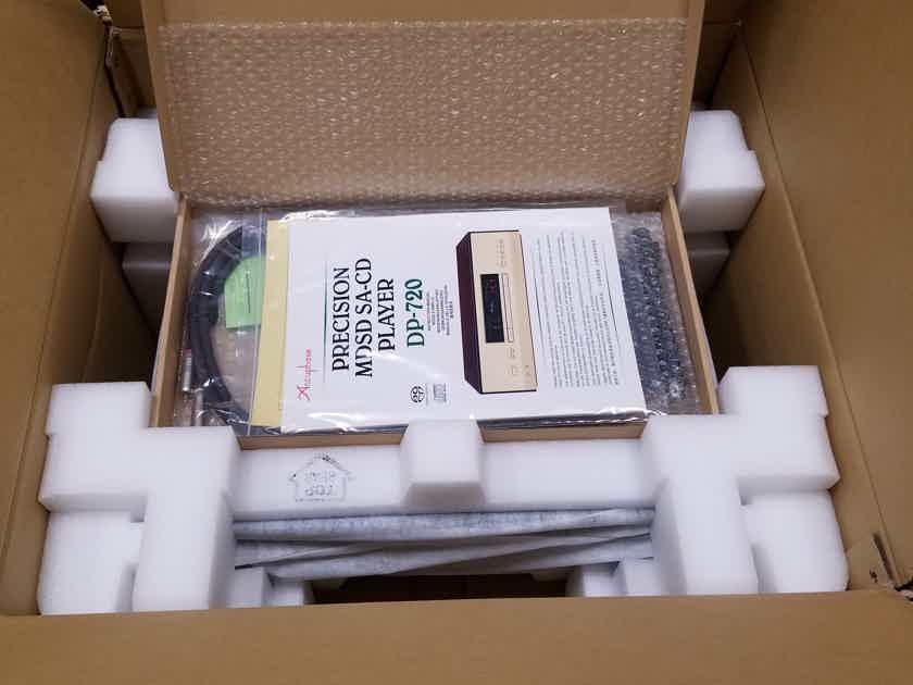 Accuphase DP-720 SA-CD Player