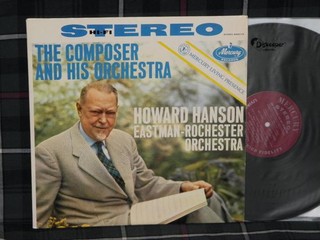 Hanson/Eastman Rochester Orch