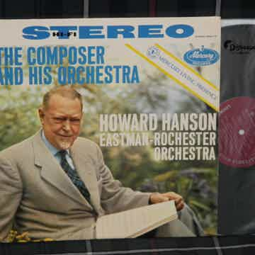 Hanson/Eastman Rochester Orch - Composer And His Orches...