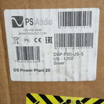 PS Audio DirectStream P20 Power Plant