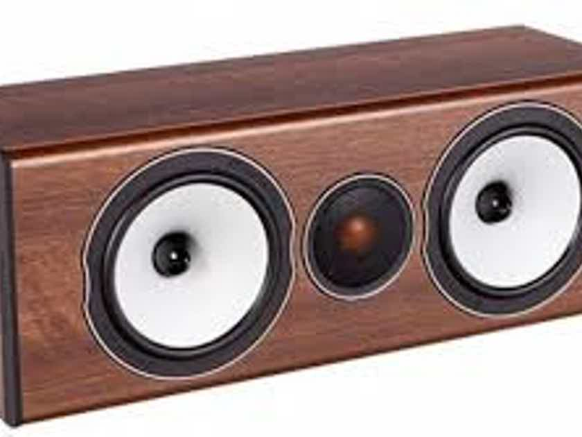 Monitor Audio BX Center: NEW-in-Box; 5 Yr. Warranty; 50% Off