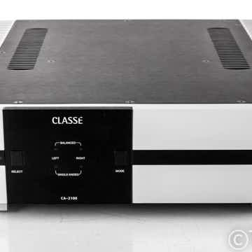 CA-2100 Stereo Power Amplifier