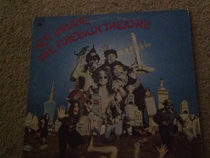 Firesign Theatre - Not Insane Columbia Records Vinyl LP  NM