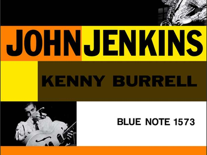 John Jenkins With Kenny Burrell - Numbered Limited Edition 180g 45rpm Mono 2LP out of print