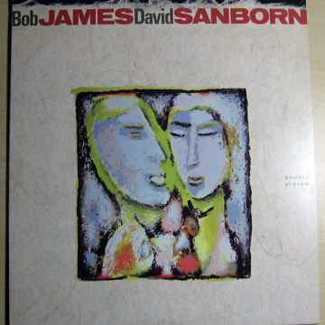 Bob James, David Sanborn - Double Vision - 1986 Warner ...