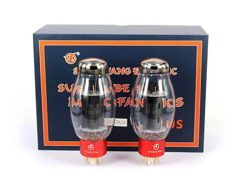 Shuguang WE 6ca7 Plus Vacuum Tube Marched Pair All New