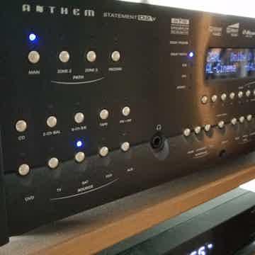 Anthem Statement D2V AV Processor