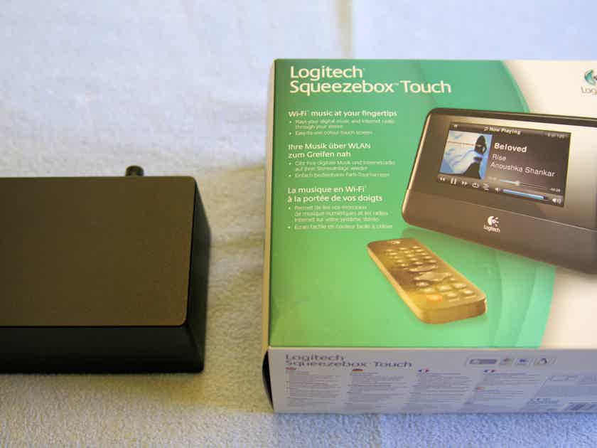 Logitech Squeezebox Touch Bolder Cable Mods/Ultimate Power Supply