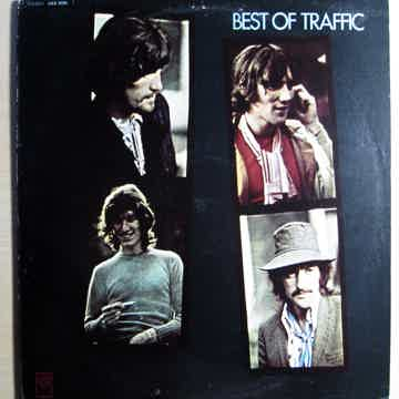 Traffic - Best Of Traffic - 1969 United Artists Records...