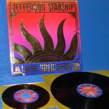 "JEFFERSON STARSHIP  - ""Gold"" -  Grunt 1978 w/Bonus 45"