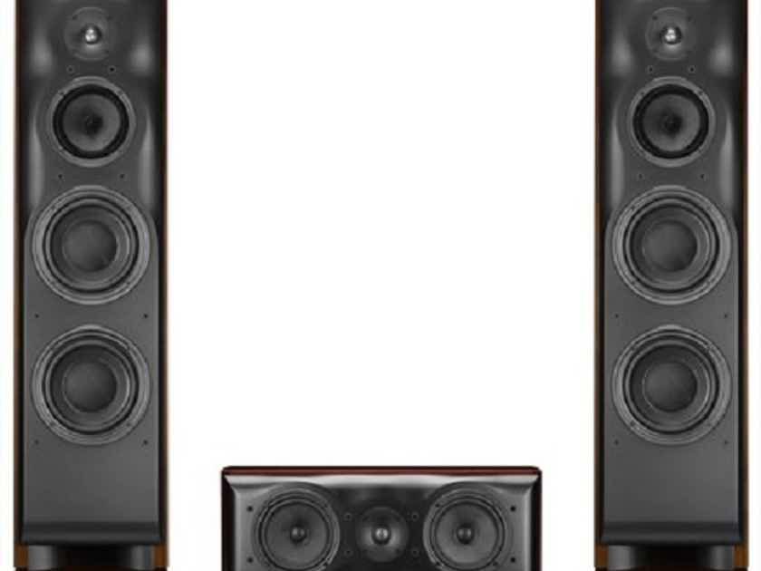 Swans Speakers Systems M808   SPECIAL SALE!!!   70% off of Retail Price - A TRULY BEAUTIFUL PAIR!!!