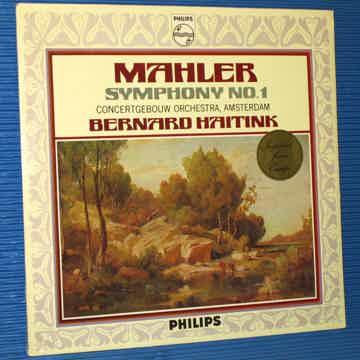 "MAHLER / Haitink  - ""Symphony No.1 ('The Titan')"" -  Ph..."