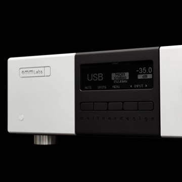 EMM Labs DV2 integrated Reference DAC