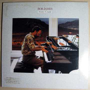 Bob James - Ivory Coast - 1988 Warner Bros. Records 1-2...