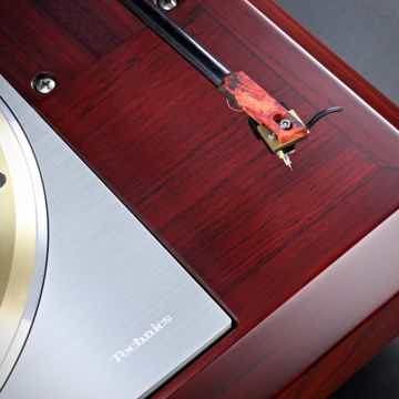 Technics  SP10R African Padauk Plinth