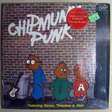 The Chipmunks Chipmunk Punk