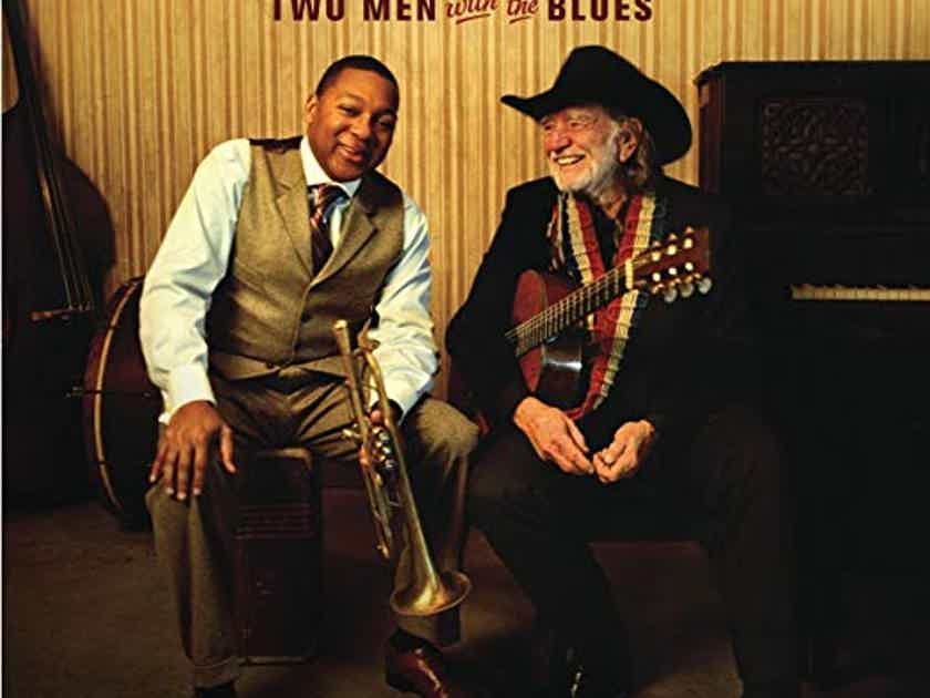 Willie Nelson and Wynton Marsalis Two Men With The Blues - Sealed