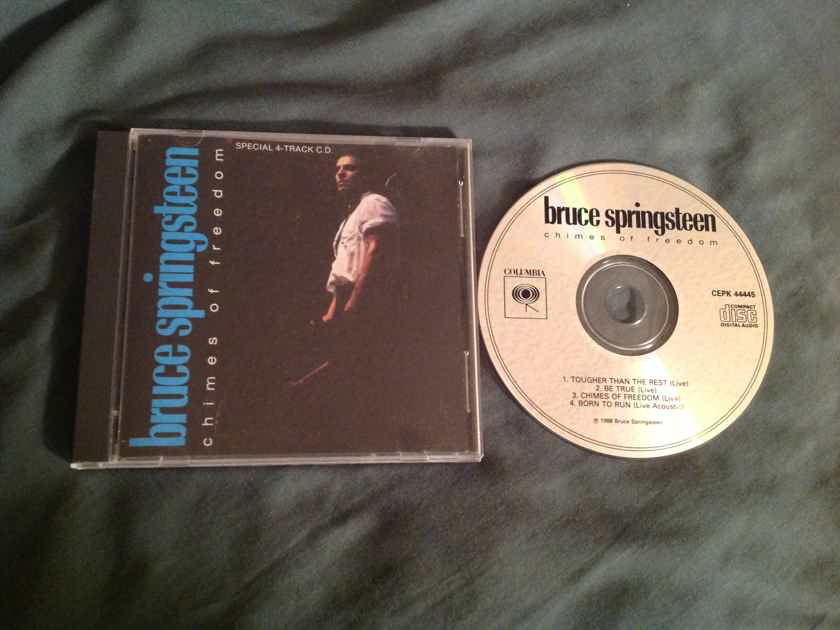 Bruce Springsteen  Chimes Of Freedom Canada EP