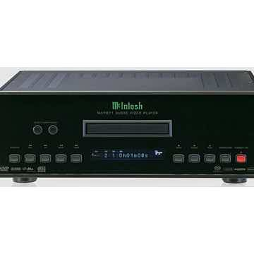 McIntosh MVP871 DVD / SACD / CD Player