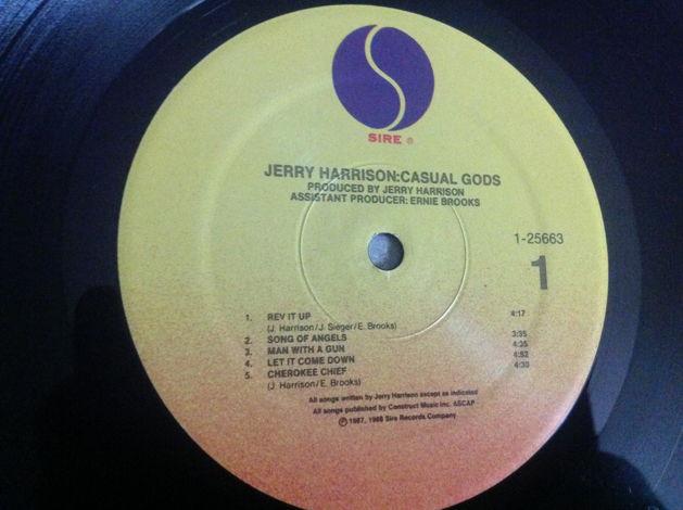 Jerry Harrison Talking Heads
