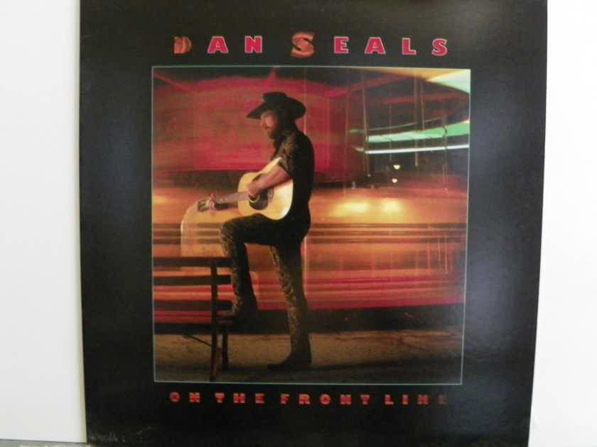 DAN SEALS - ON THE FRONT LINE