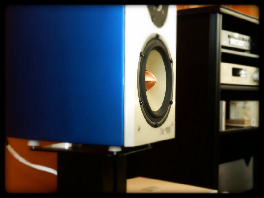 end k speakers reference canton high bookshelf