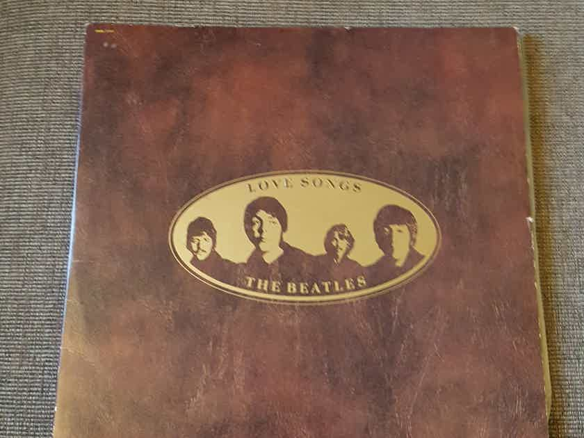 The Beatles Love Songs - 2 LP Gatefold Cover  w/ Song Booklet