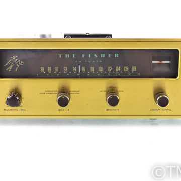 Fisher FM-50 Vintage FM Tube Tuner