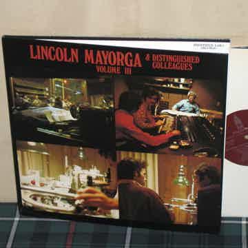 Lincoln Mayorga & Distinguished Colleagues - Volume III...