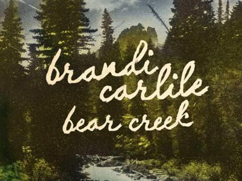 Brandi Carlile Bear Creek 2 LPs