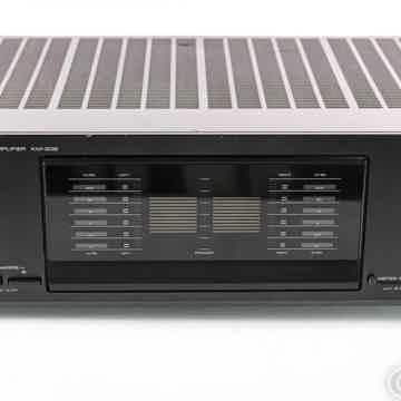 Kenwood KM-208 Vintage Stereo Power Amplifier; KM208 (N...