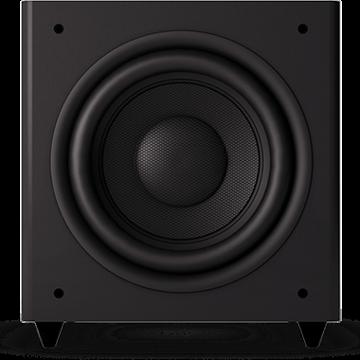 syzygy SLF-850 1000 watt wireless sub w/room correction