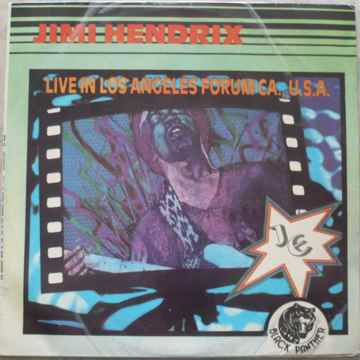 Jimi Hendrix - April 26, 1969, Live in Los Angeles Foru...