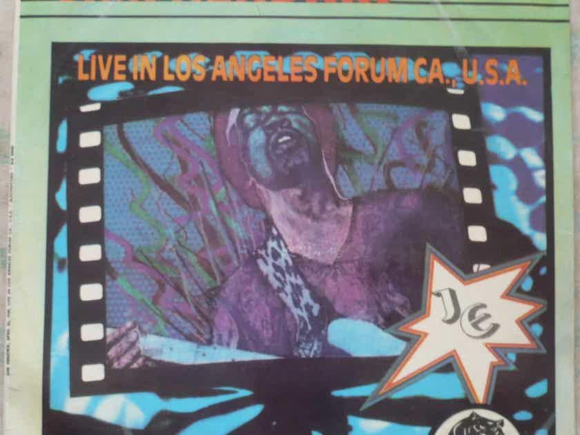 Jimi Hendrix - April 26, 1969, Live in Los Angeles Forum CA., USA Electrecord, 1990. ELE 03858. N.I.I. 433/88. Romania. Mono.