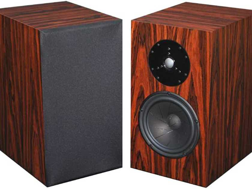 FRITZ SPEAKERS . COM EDITORS CHOICE AWARD WINNING CARRERA BE LOUDSPEAKERS WITH SERIES CROSSOVERS AND SCANSPEAK WOOFERS!!!