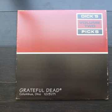 The Grateful Dead  Dick's Picks, Vol. One - 12/19/73 - Ltd Ed.